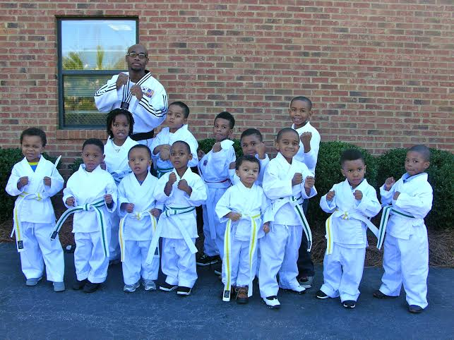 Martial Arts build agility, awareness and character.